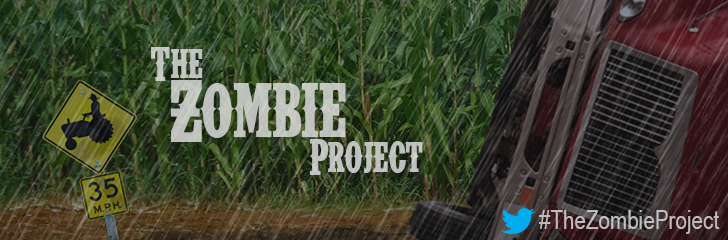 The Zombie Project Banner